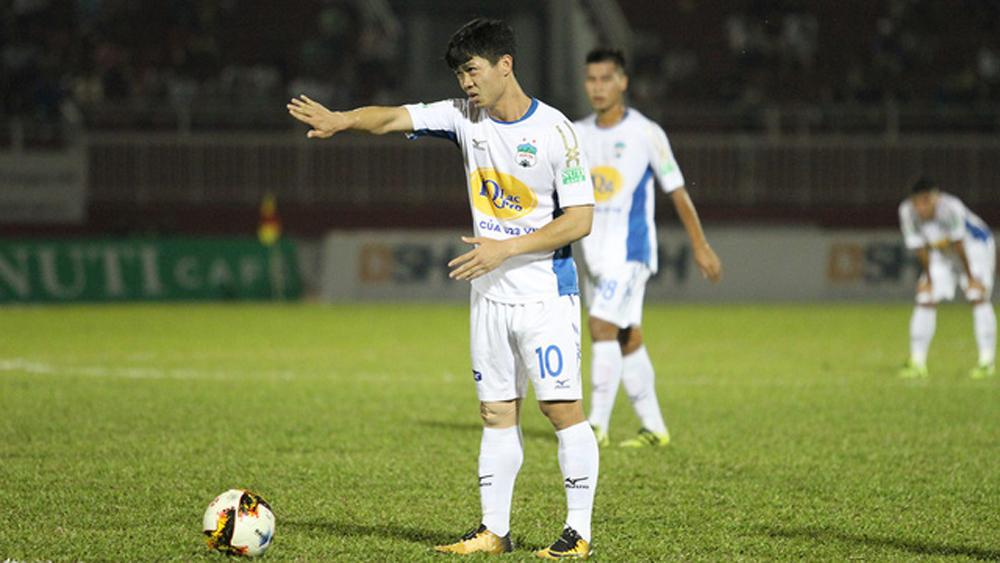 Công Phượng mờ nhạt, Văn Đức và Đức Chinh tỏa sáng ở V-League